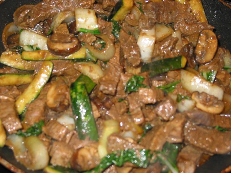 Wasabi Beef and Wasabi Sauce # Wasbak Zeef_202434